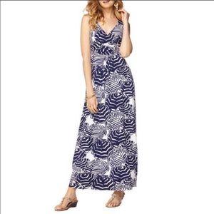 Lilly Pulitzer Sloan maxi vneck dress